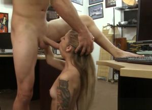 Pawnshop honey dickriding reversecowgirl