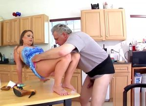 Spoken  Nubile Bootie Cleaning
