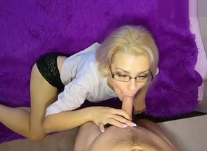 Damsel Russian Mother likes Oral..