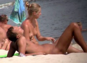 Naturist beach Hidden cam HD Videospy