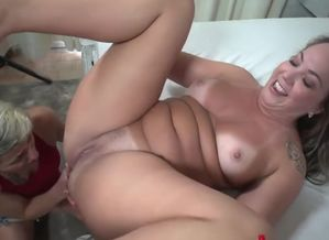 Mexican Plus-size Lesbian domination..