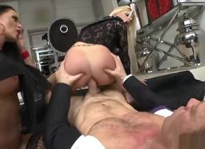 Orgasm lovemaking movie featuring..