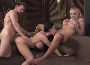 Aletta Ocean Three way Compilation