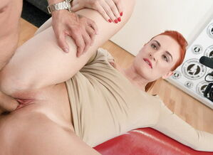 VipSexVault - Warm Mummy Eva Berger..