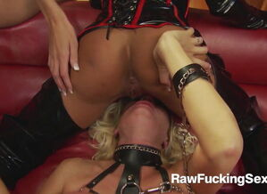 Ravaging Orgy - Michelle Thorne In..