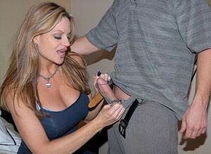 Kelly madison yam-sized 34 ff..