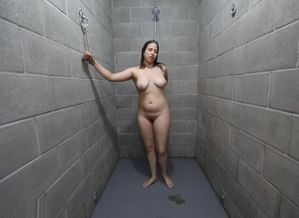 Renee bare and confined