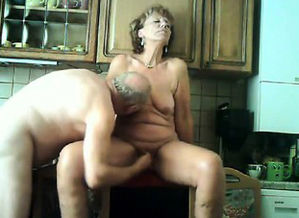 Jaw-dropping mature romp that is grandma